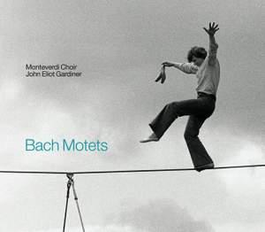 J S Bach: Motets