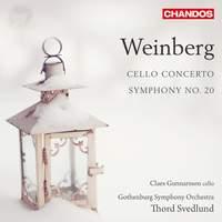 Weinberg: Cello Concerto & Symphony No. 20