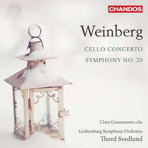 Weinberg: Cello Concerto & Symphony No. 20 Product Image