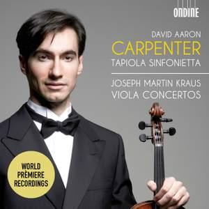 Joseph Martin Kraus: Viola Concertos