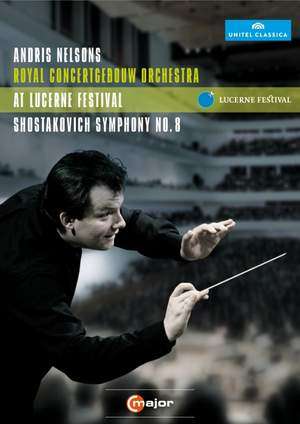 Andris Nelsons and the Royal Concertgebouw Orchestra at Lucerne Festival, 4th September 2011 Product Image