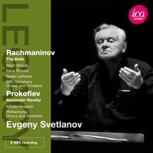 Evgeny Svetlanov conducts Rachmaninov & Prokofiev