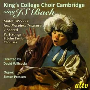JS Bach: Motet BWV227 & Sacred Part-Songs