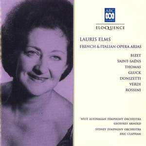 French & Italian Arias Product Image