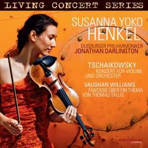 Tchaikovsky: Violin Concerto Product Image
