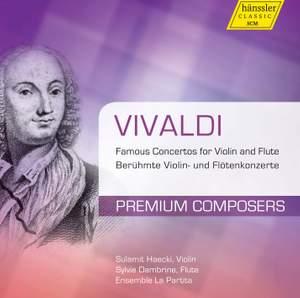 Vivaldi: Famous Concertos for Violin & Flute