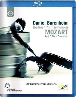 Barenboim plays Mozart Piano Concertos