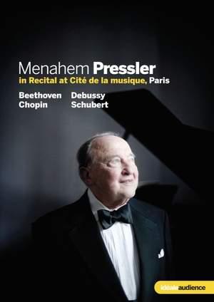Menahem Pressler in Recital Product Image