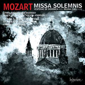 Mozart: Missa solemnis & other works