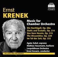 Krenek: Music For Chamber Orchestra