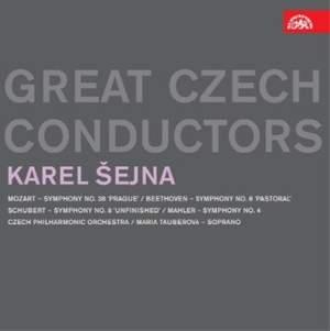 Karel Sejna: Great Czech Conductors