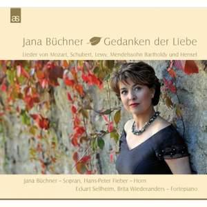 Jana Büchner: Thoughts of Love