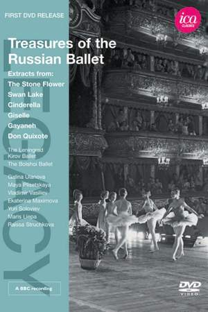 Treasures of the Russian Ballet