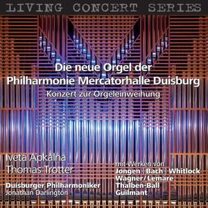 The New Organ of the Mercatorhalle Duisburg Product Image