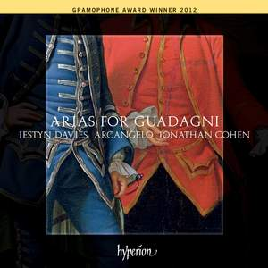 Arias for Guadagni