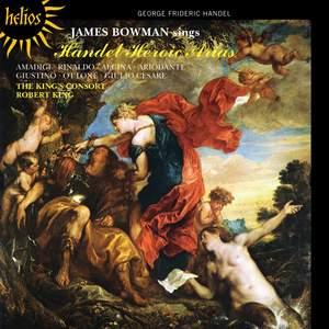 James Bowman sings Handel Heroic Arias Product Image