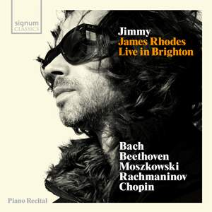Jimmy: James Rhodes Live in Brighton Product Image