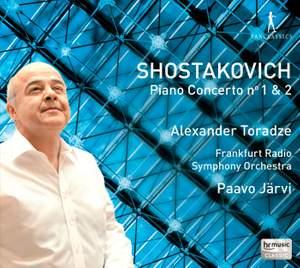 Shostakovich: Piano Concertos Nos. 1 & 2 & Concertino