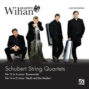 Schubert: String Quartets Nos. 13 & 14