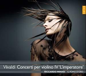 Vivaldi - Violin Concertos Volume 4 (L'imperatore)