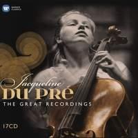 Jacqueline du Pré: The Complete EMI Recordings