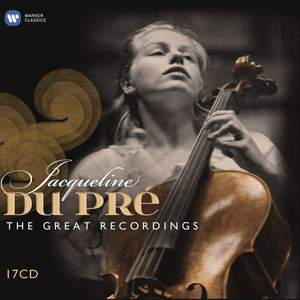 Jacqueline du Pré: The Complete EMI Recordings
