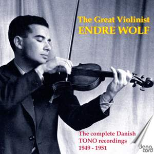 The Great Violinist-Endre Wolf