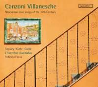 Canzoni Villanesche