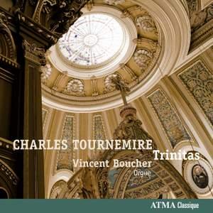 Charles Tournemire: Trinitas Product Image