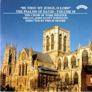 Psalms of David Series 1 Vol. 10: Be Thou My Judge, O Lord