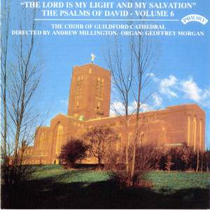 Psalms of David Series 1 Vol. 6: The Lord is my Light and my Salvation
