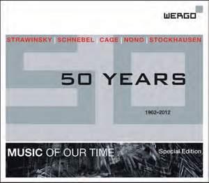 WERGO: 50 Years