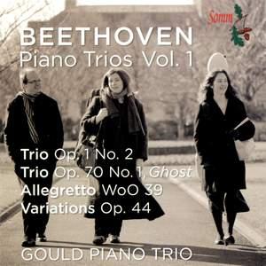 Beethoven: Complete Piano Trios Volume 1