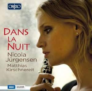 Dans la Nuit: Melodies for Clarinet