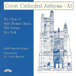 Great Cathedral Anthems Vol. 11
