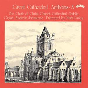 Great Cathedral Anthems Vol. 10