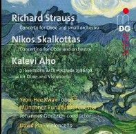 Strauss: Concerto for oboe and orchestra