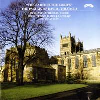 Psalms of David Series 1 Vol. 3: The Earth is the Lord's