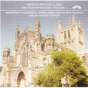 Psalms of David Series 1 Vol. 1: Hear my Prayer O Lord