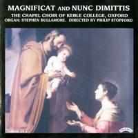 Magnificat & Nunc Dimittis Vol. 20