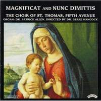 Magnificat & Nunc Dimittis Vol. 13