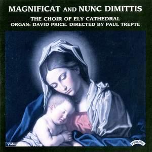 Magnificat & Nunc Dimittis Vol. 14