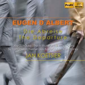 Albert, E: Die Abreise (The Departure)