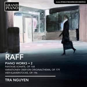 Joachim Raff: Piano Works Volume 2