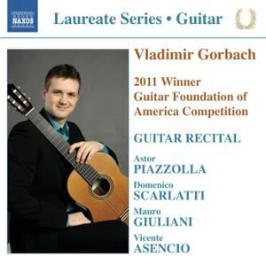 Guitar Recital: Vladimir Gorbach