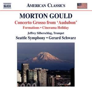 Morton Gould: Concerto Grosso from 'Audubon'