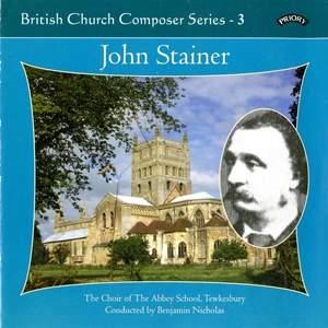 British Church Composer Series Vol. 3