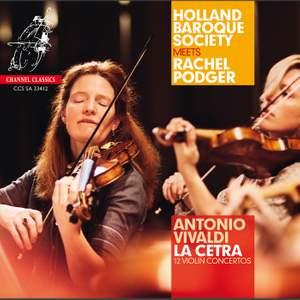 Vivaldi: La cetra - 12 concerti, Op. 9