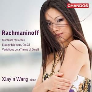 Rachmaninoff: Moments musicaux