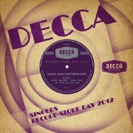 Decca Singers: Joan Sutherland & Kathleen Ferrier - Vinyl Edition